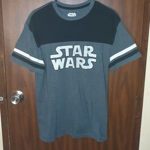 Star Wars short sleeve shirt